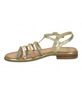 Zapatos para niña yumas irene beige