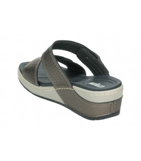 Zapatos para caballero planos t2in r-3235 en marron