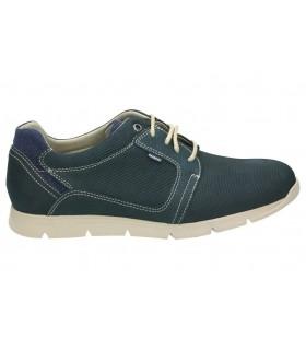 Zapatos color plata de casual jovisa 6320