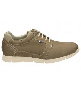 Zapatos color marron de casual nature 3868