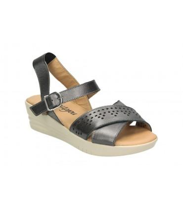Zapatos para caballero kangaroos 930-79 gris