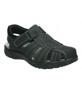 Sandalias para moda joven tacón own w1805207 en negro