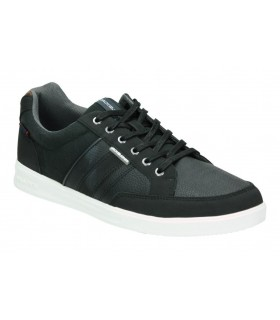 Zapatos color negro de casual agatha 3950
