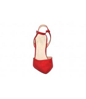 Zapatos dr.martens 1461 smooth color rojo