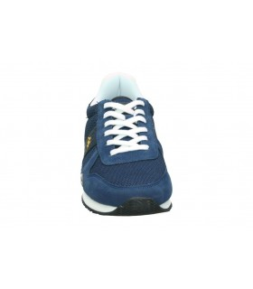 Zapatos para caballero planos kappa 304me20 en marron