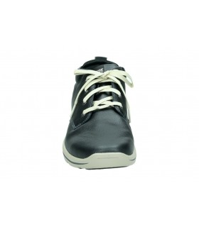 gris 377-019 botines para señora