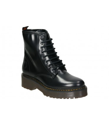 Zapatos para caballero planos  16601  en marron