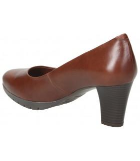 Zapatos casual de caballero dunlop 35519 color marron