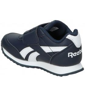 Zapatos para niña planos geox b9240a en blanco