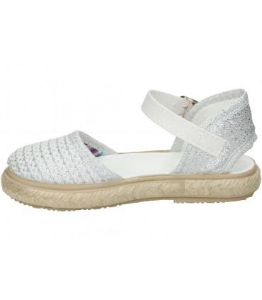 Zapatos para señora planos maria jaen 74 en marino