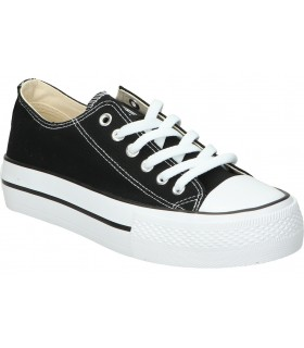 Zapatos color blanco de casual palmipao-aclys s120-01-01