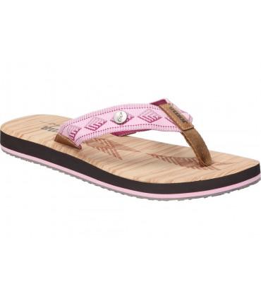 Deity marron yhe17423 sandalias para señora