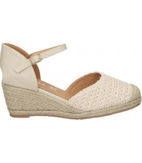 Sandalias casual de niña katini kyx17803 color blanco