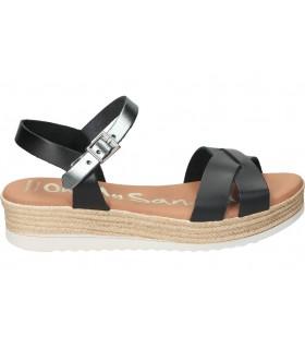 Sandalias para moda joven mtng 58923 marron