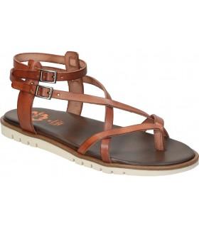 Sandalias casual de moda joven maria mare 67713 color negro