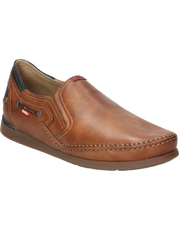Sandalias color marron de casual walk & fly 3861-43170