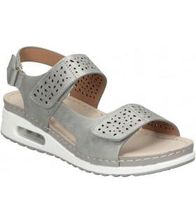 Sandalias color azul de casual gioseppo baelen