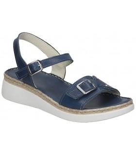 Sandalias para señora xbonita 4292 marron