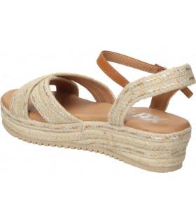 Interbios marron 9560 sandalias para caballero