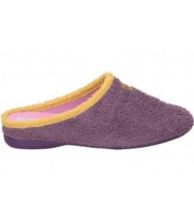 Zapatos color azul de casual fluchos f0354