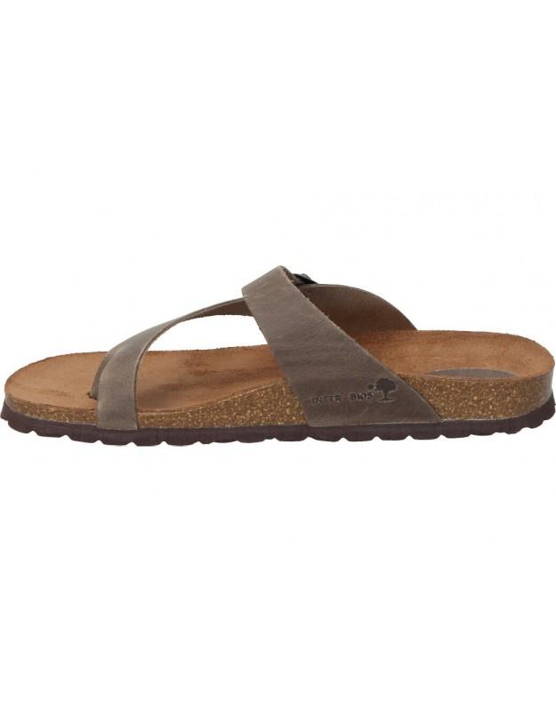 Zapatos vulca-bicha 1563 gris para niña