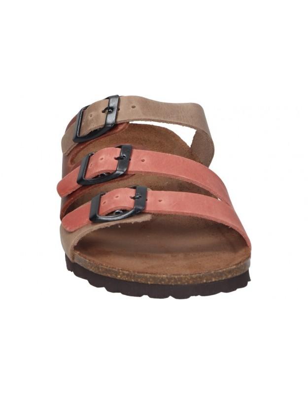 Zapatos vestir de niña vulca-bicha 1563 color azul