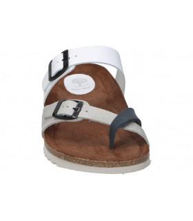 Zapatos vestir de niña vulca-bicha 228 color gris