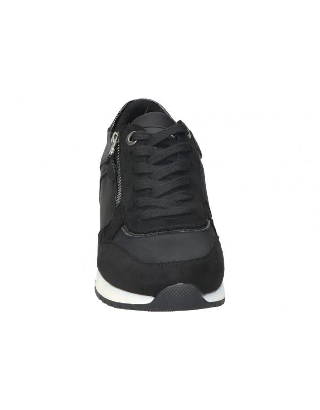 Alpe negro 4185 botines para moda joven