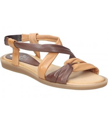 Zapatos para señora pitillos 6420 burdeos