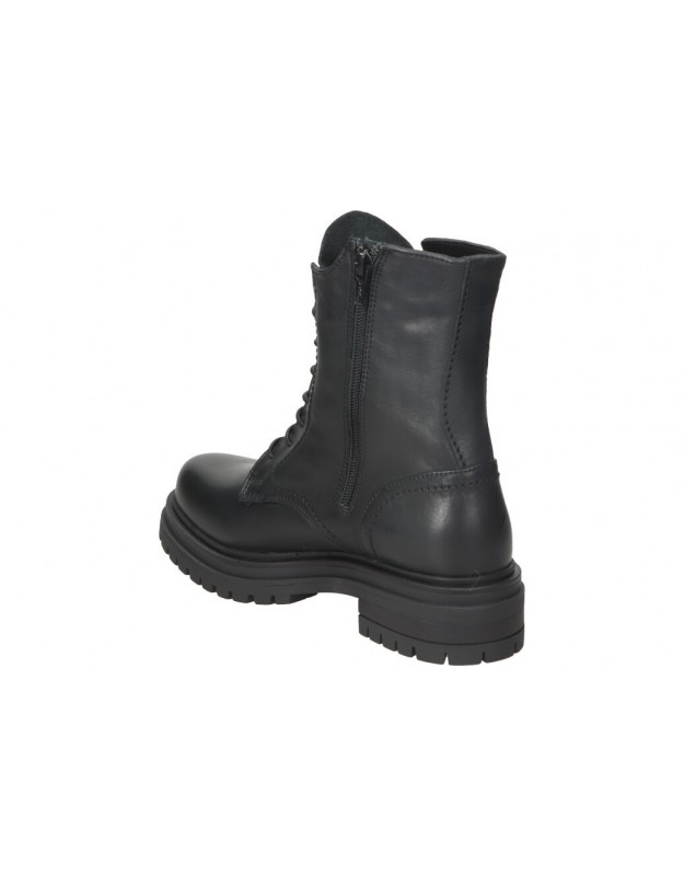 Skechers negro 23367-bbk botines para señora
