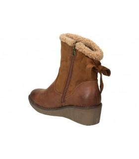 Botas color marron de casual jhayber za52334-500