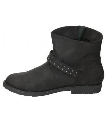 D´angela negro dho18092 botines para moda joven