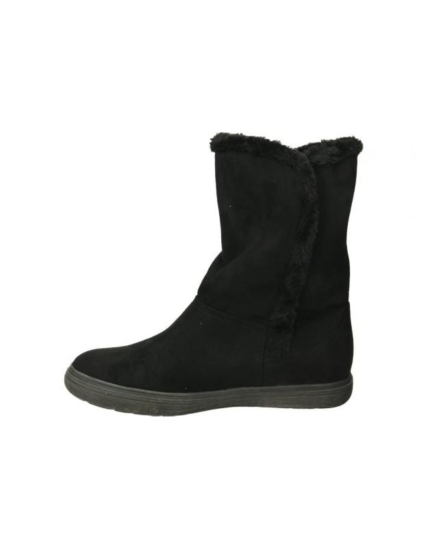 Mtng negro 48121 botas para niño