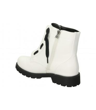 Botines para señora planos shoewear 20m563 en negro