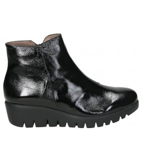 Botas color negro de casual primigi 63796