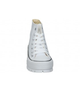 Deportivas casual de señora adidas ee7874 color blanco