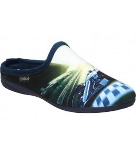 Zapatos para niño planos biomecanics 212152 a en gris