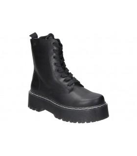 Zapatos casual de caballero color verde skechers 204083-dktp