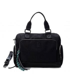 Bolso negro Refresh 83373 para mujer Medidas: 15 x 23 x 10 cm