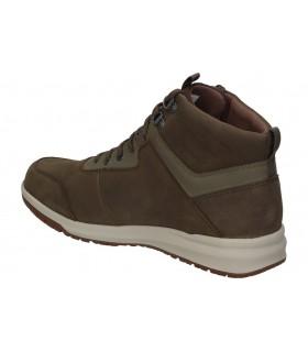 Sandalias casual de tacón para mujer alpe 4178 color marron