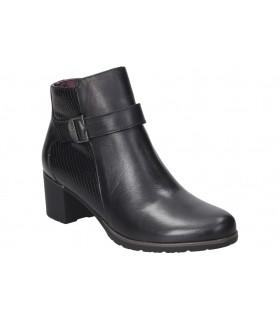 Zapatos bailarinas pitillos 6670 negro para señora