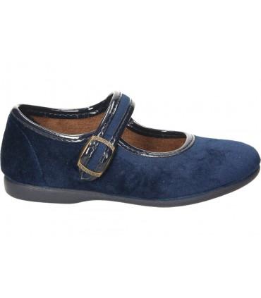 Zapatos casual de caballero fluchos 9883 color marron