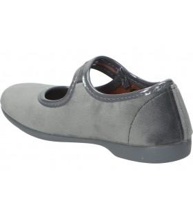 Sandalias para moda joven cuña chk10 athenea 03 en camel
