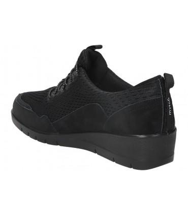 Sandalias casual de señora porronet 2738-109 color gris