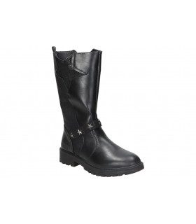 Sandalias color negro de casual emmshu faby