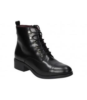 Sandalias color negro de casual stay 31-712