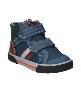 Zapatillas lonas color blanco de casual xti 42852