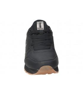 Sandalias color negro de casual isteria 21042