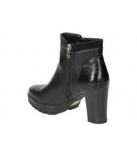 Rieker negro 47156-13 sandalias para señora