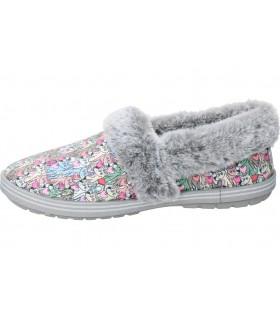 Zapatos para niña plataforma mtng 48198 en blanco